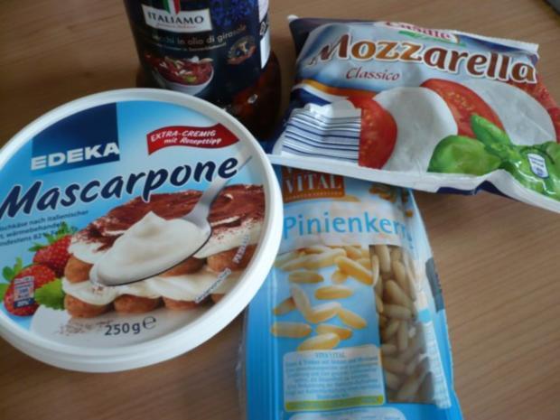 Tomaten - Mascarpone  Dip - Rezept - Bild Nr. 3