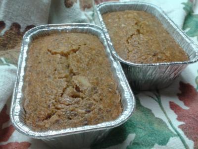 Bananenbrot mit Quinoa - Rezept