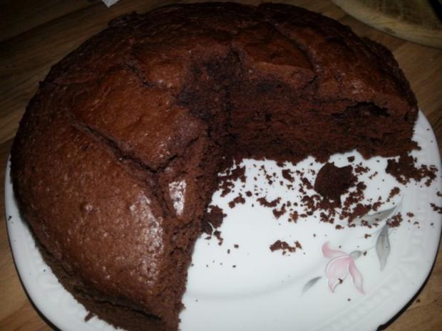 Rezept fur schoko kuchen runde form