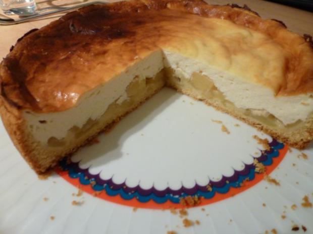 Quark-Apfel-Kuchen - Rezept - Bild Nr. 14