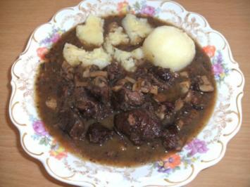Fleisch: Boeuf Bourguignon - Rezept