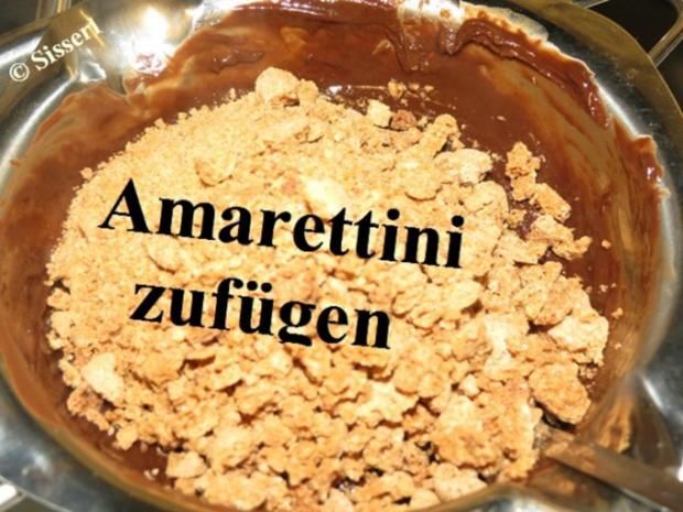 Sisserl's * Amarettini- Pralinenfüllung * - Rezept - Bild Nr. 4