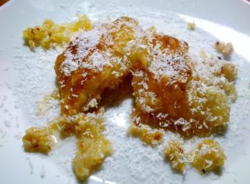 Rezept: Baklava aus Blätterteig