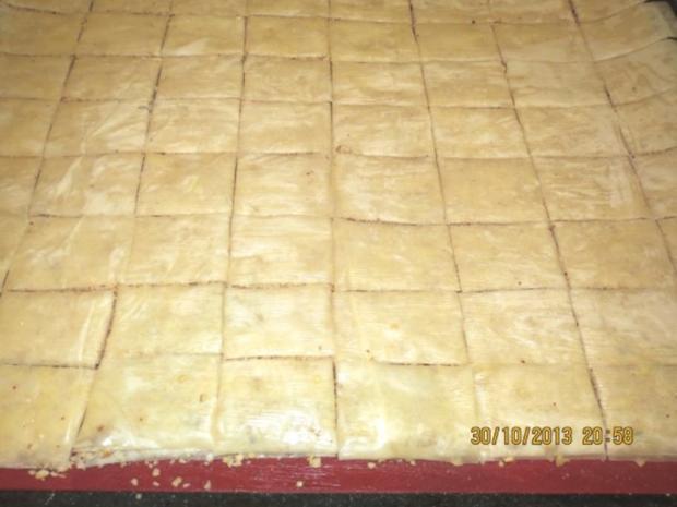 Backen: Baklava - Rezept - Bild Nr. 5