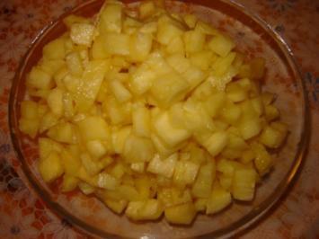 Ananaskompott - Rezept