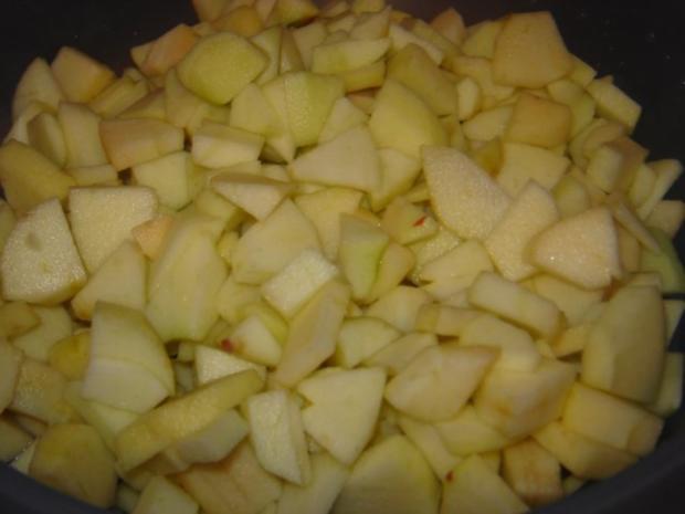 Apfelkompott mit Zimt - Rezept - Bild Nr. 2