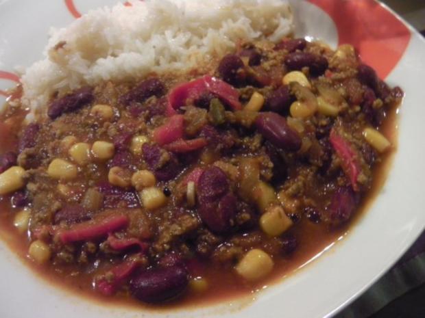 """1Topfgericht: Chili con carne """"speciale"""" - Rezept - Bild Nr. 11"""