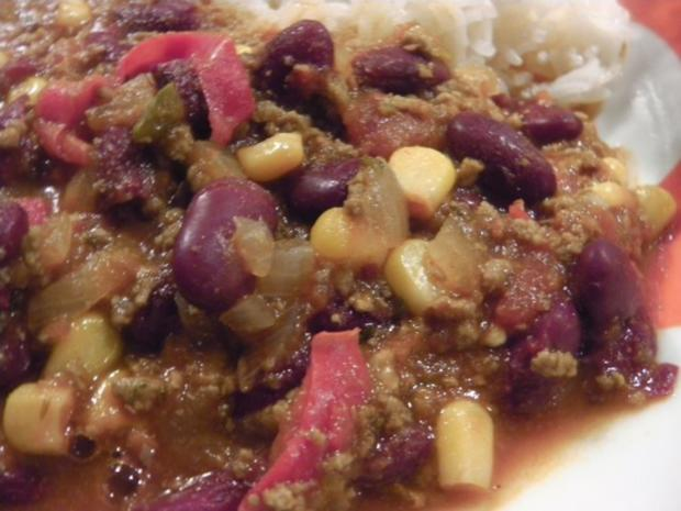 """1Topfgericht: Chili con carne """"speciale"""" - Rezept - Bild Nr. 2"""