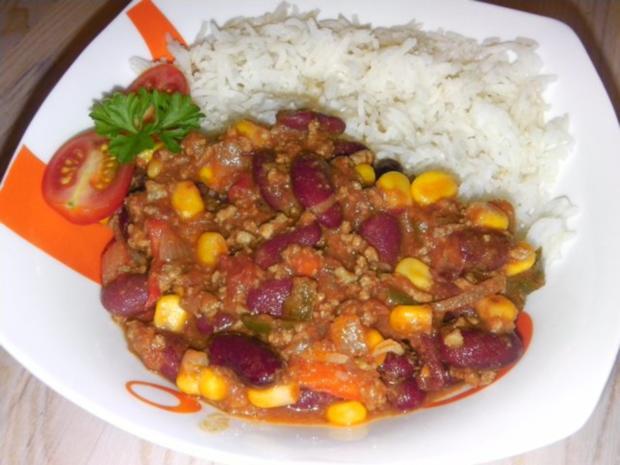 """1Topfgericht: Chili con carne """"speciale"""" - Rezept - Bild Nr. 9"""