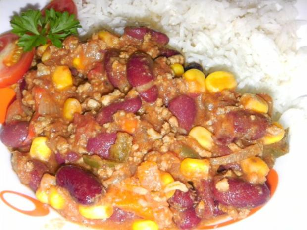"""1Topfgericht: Chili con carne """"speciale"""" - Rezept - Bild Nr. 10"""