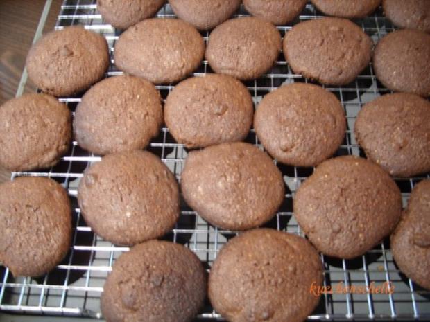 Keks & Co: Schoko-Cookies - Rezept - Bild Nr. 2