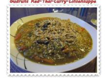 Eintopf: Red-Thai-Curry-Linseneintopf - Rezept