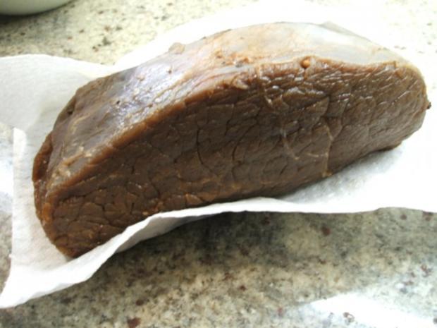 Fleisch: Sauerbraten - nicht ganz klassisch - Rezept - Bild Nr. 6