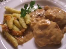 Kartoffeln: Kräuterschupfnudeln - Rezept