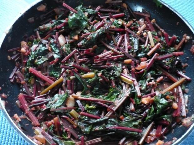 Rote - Bete - Blätter - Gemüse - Rezept - Bild Nr. 6