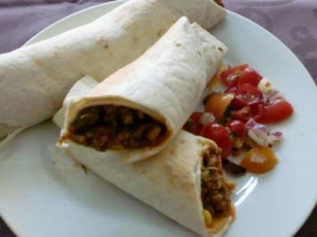 Rezept: Mexikanische Tortillas