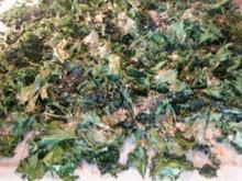 Grünkohlchips - Rezept