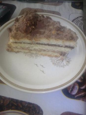 Easy Ferrero Rocher Torte :) - Rezept - Bild Nr. 2