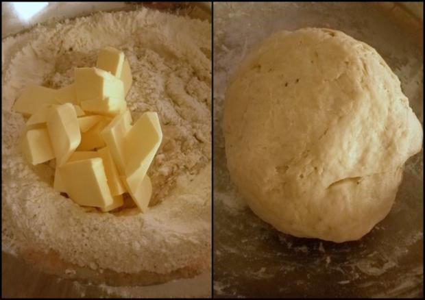 Stollen-Kuchen von Blech - Rezept - Bild Nr. 9