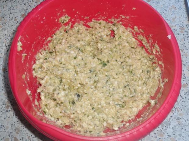 Vorspeisen/Dips: Würziger Zucchini-Schafskäse-Dip - Rezept - Bild Nr. 8