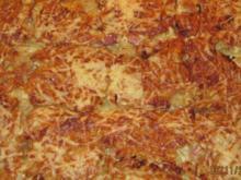 Pate brisée (Zwiebelkuchen) - Rezept