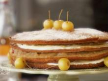 Apfeltorte (Katrine Lihn) - Rezept