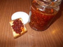 Patè di Pomodoro secco - Rezept
