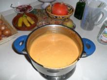 Paprikasüppchen - Rezept