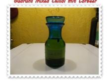 Öl: Mixed Chiliöl mit Lorbeer - Rezept