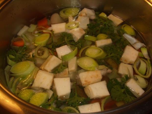 Kartoffel-Kohlrabi Suppe - Rezept - Bild Nr. 3