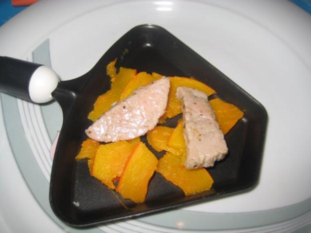 Raclette Herbstlich - Rezept - Bild Nr. 10