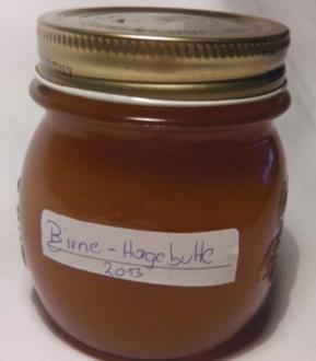 Birnen-Hagebuttenmarmelade - Rezept