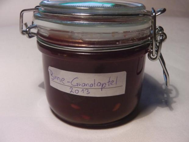 Birnen-Granatapfelmarmelade - Rezept - Bild Nr. 7