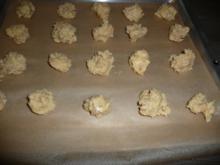 Weihnchtsgebäck : Ina´s Haferflocken Plätzchen - Rezept