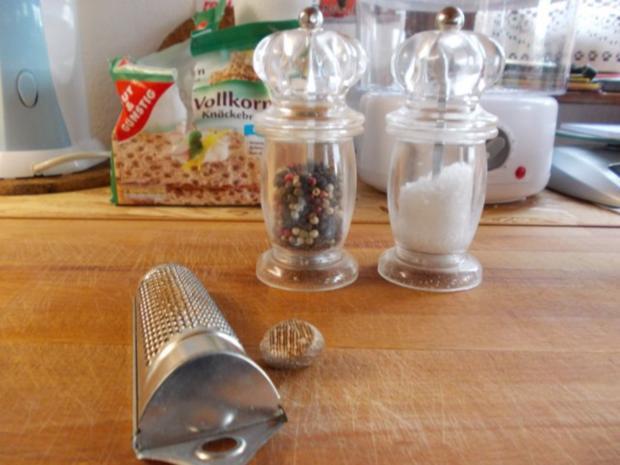 Kürbis Creme Suppe - Rezept - Bild Nr. 9