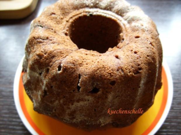 Kleine Formen Schokoladen Gugelhupf Rezept Kochbar De