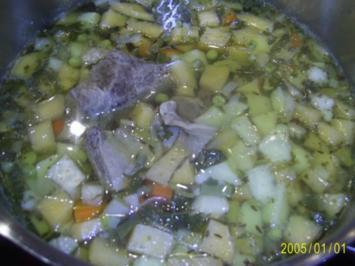 Suppen & Eintöpfe: Feiner Rübchen-Eintopf... - Rezept