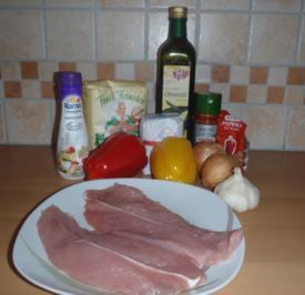 Rezept: Paprikaschnitzel