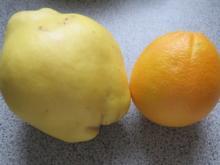 Einmachen: Quitten-Orangen-Marmelade - Rezept