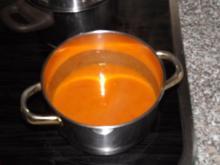 Tomaten-Ajvar Suppe - Rezept