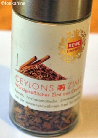 Tonka-Creme auf Gewürzkirschen - Rezept - Bild Nr. 3