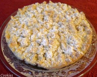 Kleiner Birnen - Kuchen - Rezept