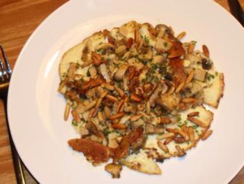 Rezept: Jäger - Omelette