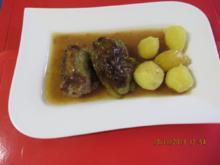 Kochen:Gefüllte Paprikaschoten - Rezept
