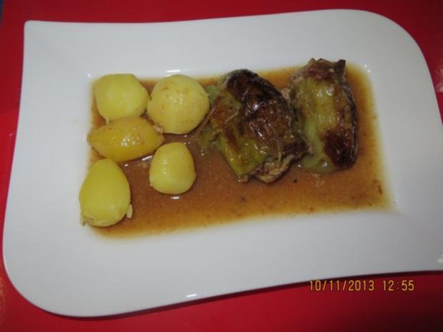 Kochen:Gefüllte Paprikaschoten - Rezept - Bild Nr. 2