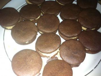 Oreo-Kekse - Rezept