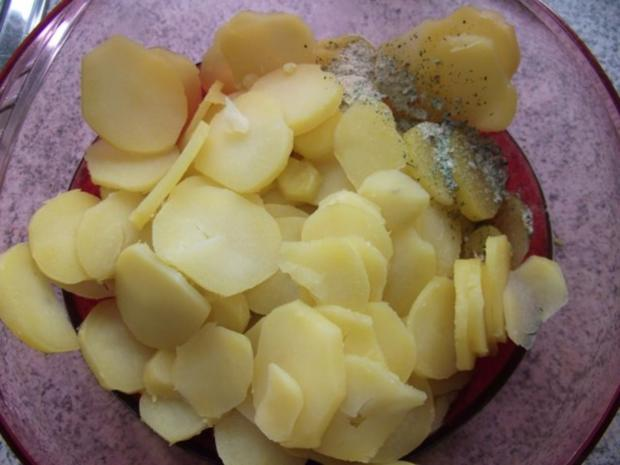 Kartoffelsalat 38. Dieter´s Art - Rezept - Bild Nr. 8