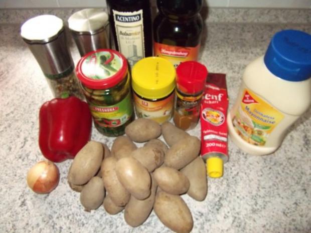 Kartoffelsalat 39. Dieter´s Art - Rezept - Bild Nr. 2