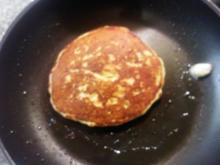 Coconut Pancakes - Rezept