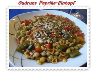 Rezept: Eintopf: Paprika-Eintopf